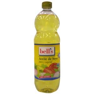 Aceite soya bells 900ml - Cod:ABA03