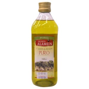 Aceite Delivery | Aceite Alamein | Aceite Puro de Oliva Alamein 500Ml - Cod:ABA08