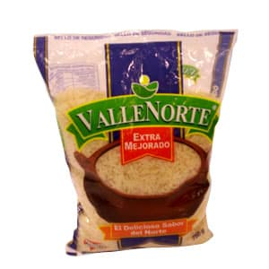 Arroz valle Norte 750 g - Cod:ABB04