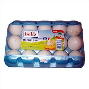 Caja de Huevos x 15 unidades - Cod:ABC01