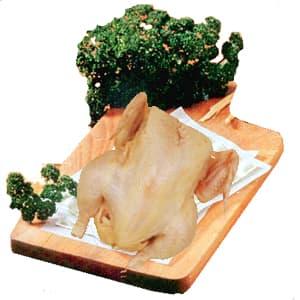 1 Pollo Entero con menudencia - Cod:ABC07