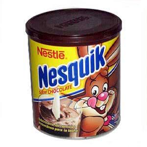 Nesquik Nestlé 400gr. - Cod:ABD15