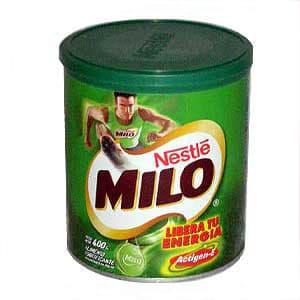 Milo Nestlé 400gr. - Cod:ABD16