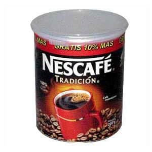 Nescafé Tradición 200gr. - Cod:ABD22