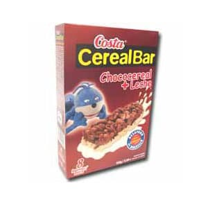 Cereal Bar Costa Chococereal+Leche x 168grs **Costa** - Cod:ABF06