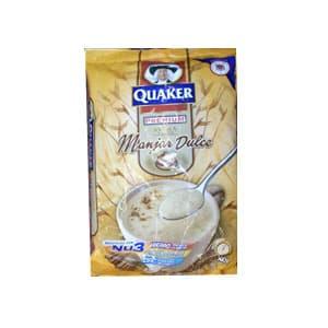 Quaker Premium ** 3 Ositos** - Codigo:ABF10 - Detalles: Avena sabor a Manjar Dulce  - - Para mayores informes llamenos al Telf: 225-5120 o 980-660044.
