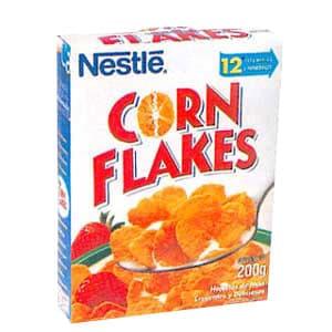 Corn Flakes Nestl� 200grs - Codigo:ABF15 - Detalles: Corn Flakes Nestl� 200grs  - - Para mayores informes llamenos al Telf: 225-5120 o 980-660044.