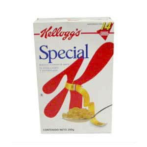 Hojuelas Kellogs Special x 200grs **Maca Crunch** - Codigo:ABF19 - Detalles: Hojuelas tostadas de arroz x200grs  - - Para mayores informes llamenos al Telf: 225-5120 o 980-660044.