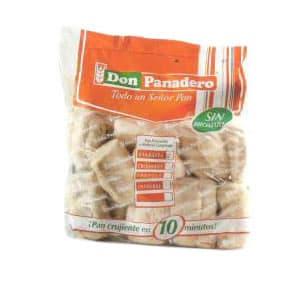Bolsa de 20 panes Don Panadero - Cod:ABF20