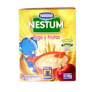 Nestum Trigo y Frutas x 250grs - Codigo:ABF29 - Detalles: Nestum Trigo y Frutas x 250grs  - - Para mayores informes llamenos al Telf: 225-5120 o 980-660044.