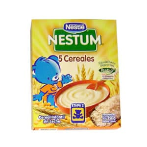 Nestum 5 Cereales x 250grs - Cod:ABF30