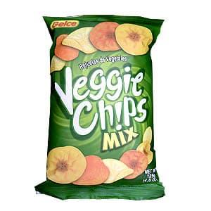 Veggie Chips Mixs x 125gr **Laive** - Codigo:ABF36 - Detalles: Hojuelas de vegetales  - - Para mayores informes llamenos al Telf: 225-5120 o 980-660044.