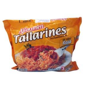 Tallarines Ajinoamen | Sopa Instantanea - Cod:ABG01