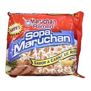 Sopa Marucham | Sopa de carne | Sopa Instanea - Cod:ABG06