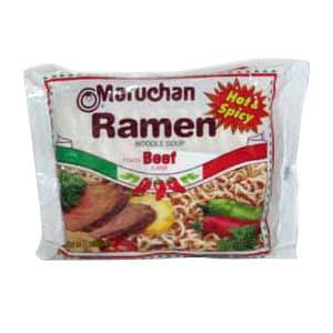 Sopa Ramen Noodle Soup 85 grs. - Cod:ABG10