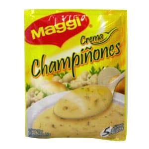Crema de Champi�ones Maggi de 67 g - Cod:ABG12