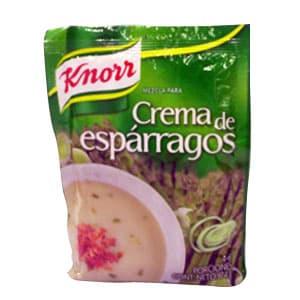 crema de Esparragos Knorr 70g - Cod:ABG18