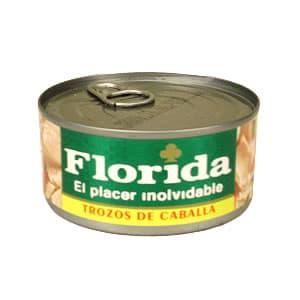 Florida Trozos de Caballa x 170grs - Cod:ABI06