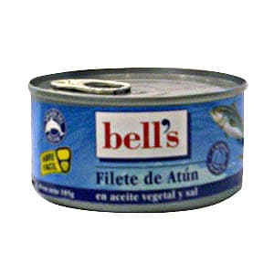 Campomar Filete de Atun | Filete de Atun - Cod:ABI21