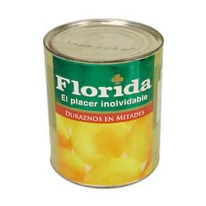 Florida Duraznos en Mitades x 822grs - Codigo:ABI31 - Detalles: Florida Duraznos en Mitades x 822grs  - - Para mayores informes llamenos al Telf: 225-5120 o 980-660044.