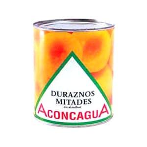 Duraznos en mitades 822 grs Aconcagua - Codigo:ABI32 - Detalles: Duraznos en mitades 822 grs Aconcagua  - - Para mayores informes llamenos al Telf: 225-5120 o 980-660044.