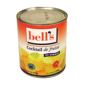 Bells Cocktail de Frutas 822grs - Cod:ABI33