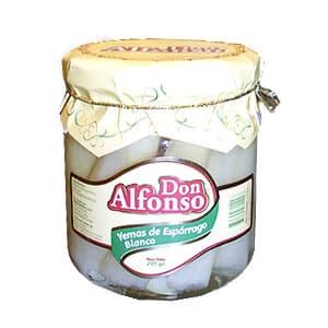 Yemas de Esp�rrago Blanco 205ggr**Don Alfonso** - Codigo:ABI41 - Detalles: Yemas de Esp�rrago Blanco 205ggr  - - Para mayores informes llamenos al Telf: 225-5120 o 980-660044.
