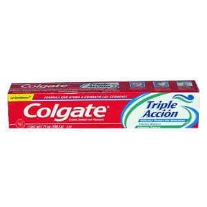 Crema Dental Colgate triple protección | Crema Dental - Cod:ABJ06