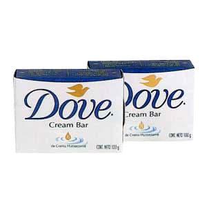 Jabón Dove x 3 unidades - Cod:ABJ19