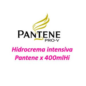 Hidrocrema intensiva Pantene x 400ml - Cod:ABJ32