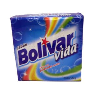 Jabon bolivar vida 520g | Jabon de Ropa - Cod:ABK13