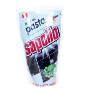 Cera en pasta neutro Sapolio' x 330 ml. | Cera en Pasta - Cod:ABK15