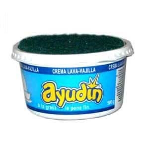 Crema Lavavajilla pote x 600 grs.Ayudin ó Lava | Crema Lavavajilla - Cod:ABK21
