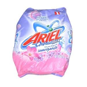 Detergente Ariel Oxiazul Max x 850grs - Codigo:ABK37 - Detalles: Detergente Ariel Oxiazul Max x 850grs  - - Para mayores informes llamenos al Telf: 225-5120 o 980-660044.