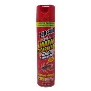Sapolio matacucarachas y hormigas Fr.360ml - Codigo:ABK38 - Detalles: Sapolio matacucarachas y hormigas Fr.360ml  - - Para mayores informes llamenos al Telf: 225-5120 o 980-660044.