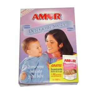 Detergente Amor Suave Ropa Delicada x 700grs - Codigo:ABK44 - Detalles: Detergente Amor Suave Ropa Delicada x 700grs  - - Para mayores informes llamenos al Telf: 225-5120 o 980-660044.