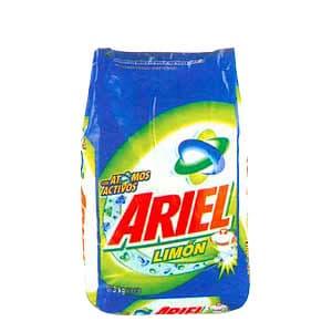 Detergente Ariel x 2.6kg - Codigo:ABK48 - Detalles: Detergente Ariel x 2.6kg  - - Para mayores informes llamenos al Telf: 225-5120 o 980-660044.