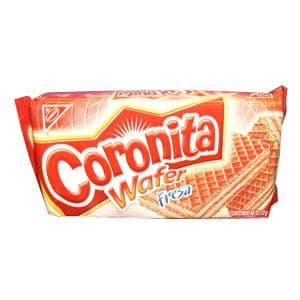 Coronita waffer de fresa x 72 gr **Nabisco** - Cod:ABM04