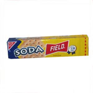 Galletas Soda Field 165grs. - Cod:ABM07