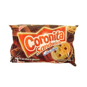 Nabisco Galletas Coronita Pack x 6 Unid. Sabor a Chocolate - Cod:ABM09