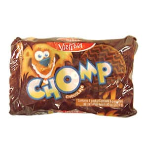 Victoria Galletas Chomp Naranja Pack x 6 Unid. | Galletas - Cod:ABM12