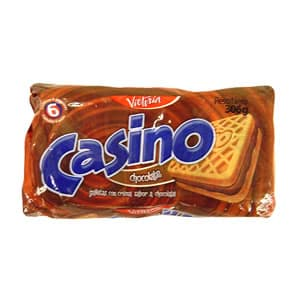 Victoria Galletas Casino Pack x 6 Unid. Sabor a: Chocolates - Cod:ABM16