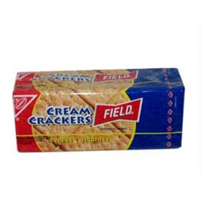 Galletas Cream Crackers Field 316 grs. - Cod:ABM29