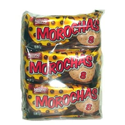Galletas Morochas x Six Pack - Cod:ABM31