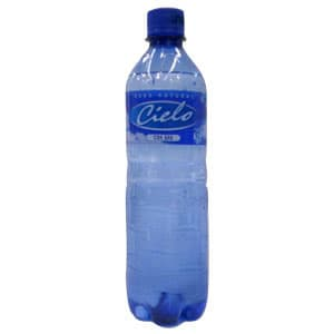 Agua Natural Cielo con Gas 625 ml - Cod:ABN01