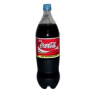 Coca Cola 1.5 lt - Cod:ABN13