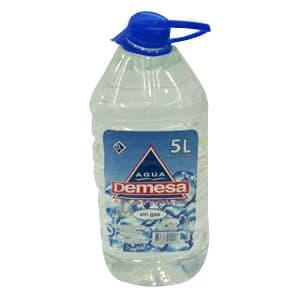 Agua de Mesa sin Gas 7 Lts - Cod:ABN21