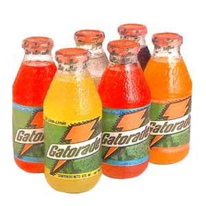 Six Pack de Gatorade x 473ml - Cod:ABN25