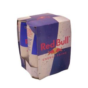 Four Pak Red Bull | Red Bull - Cod:ABN26