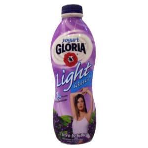 Yogurt Gloria ligh de guanabana x 1 lt - Cod:ABP23